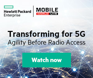 Transforming for 5G (HPE)