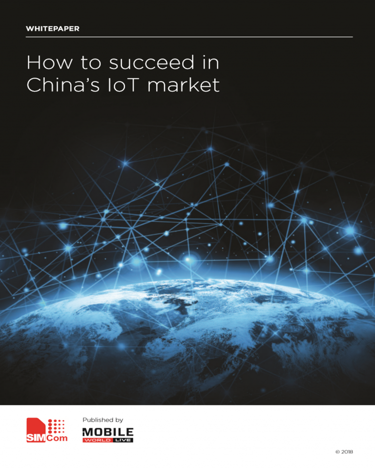 How to succeed in China's IoT market