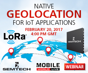 Native Geolocation for IoT Applications (Semtech)