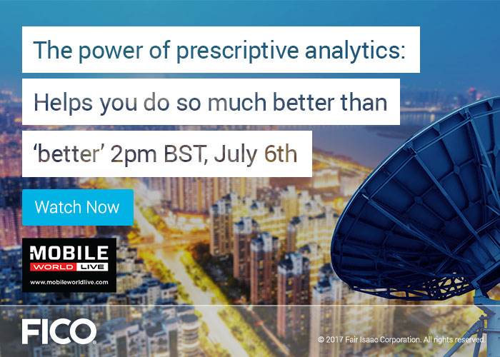 The Power of Prescriptive Analytics (FICO)