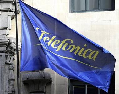 Telefonica Flag
