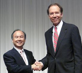 Softbank and Sprint
