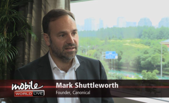 Mobile World Live talks to Mark Shuttleworth, the man behind the new mobile OS Ubuntu. ...
