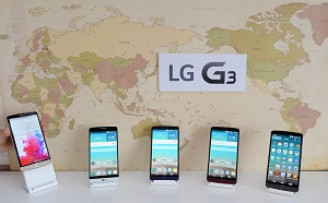 LG claims record smartphone sales
