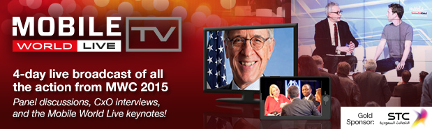 Mobile World Live TV Coverage of Mobile World Congress 2015