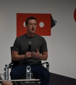Mobile World Live Facebook Mark Zuckerberg Keynote