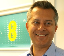 Mansoor Hanif - Director of Radio Access Networks, EE