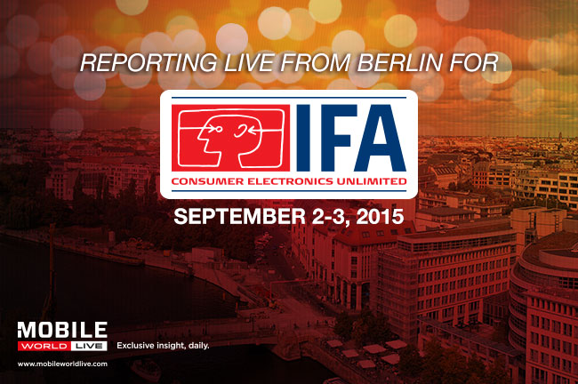 Mobile World Live Coverage of IFA 2015