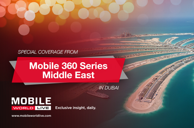 Mobile World Live Coverage of Mobile 360 - Middle East
