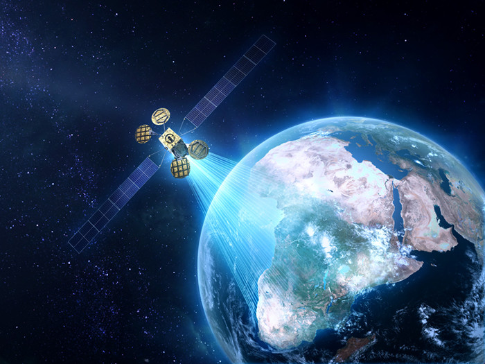 Satellite Players Back Spectrum Proposal To Speed G Mobile - Live earth satellite