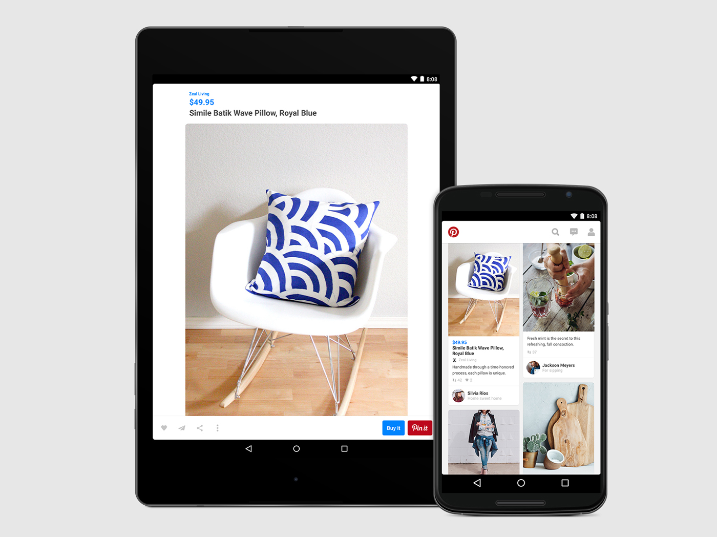 Pinterest Shop on the cards as company launches Android buy button ...