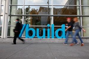 Microsoft Build 2016, San Francisco.