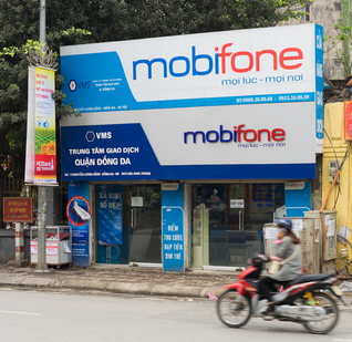 mobifone a vietnamese mobile network Vietnam mobile telecom services (with the brand mobifone vietnamese: công ty thông tin di dng vit nam) is a major vietnamese mobile network.