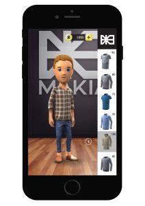 Rawr Makia clothing collaboration