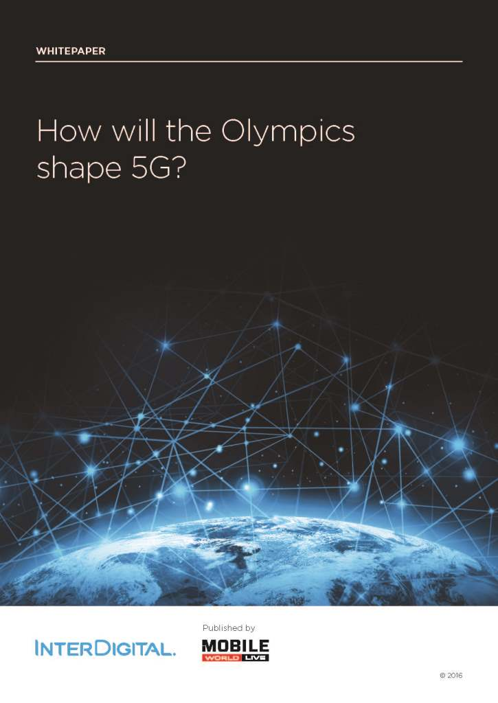 How will the Olympics shape 5G?