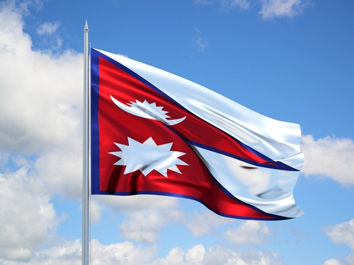 Essay about service nepal flag