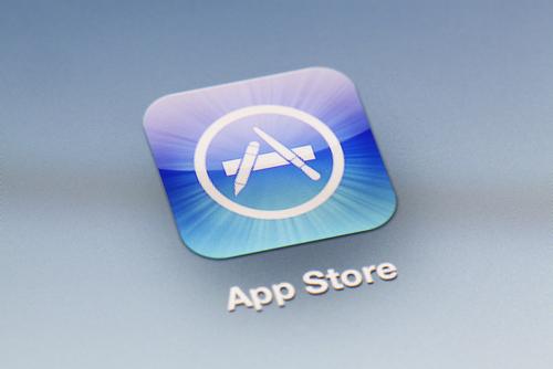 apple app store revenue