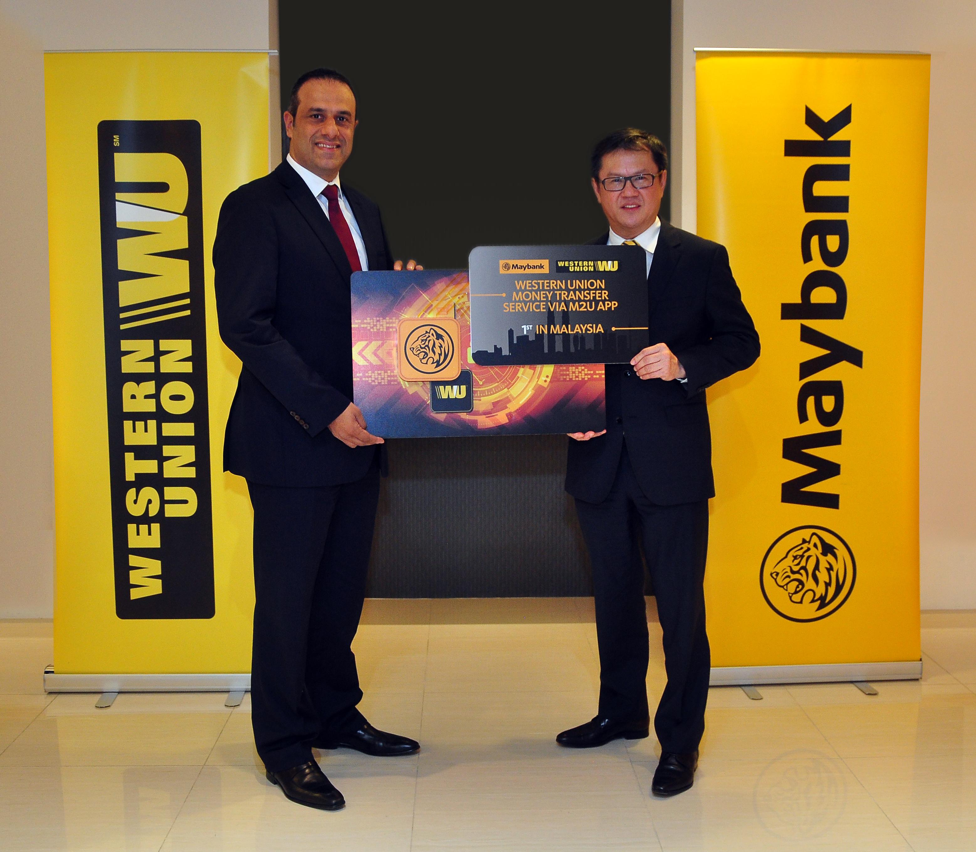 Maybank Launch Money Transfer