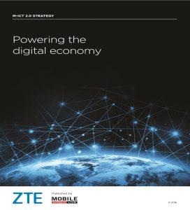 ZTE - Powering the digital economy