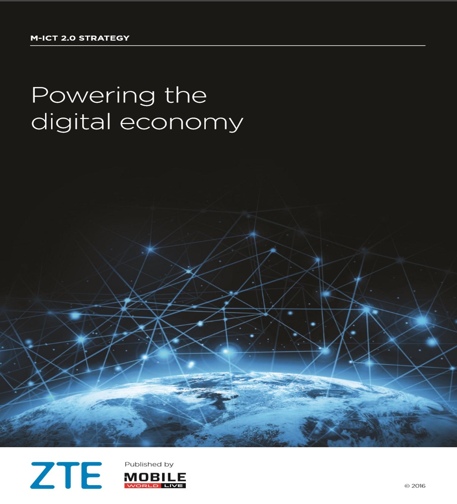 Powering the Digital Economy
