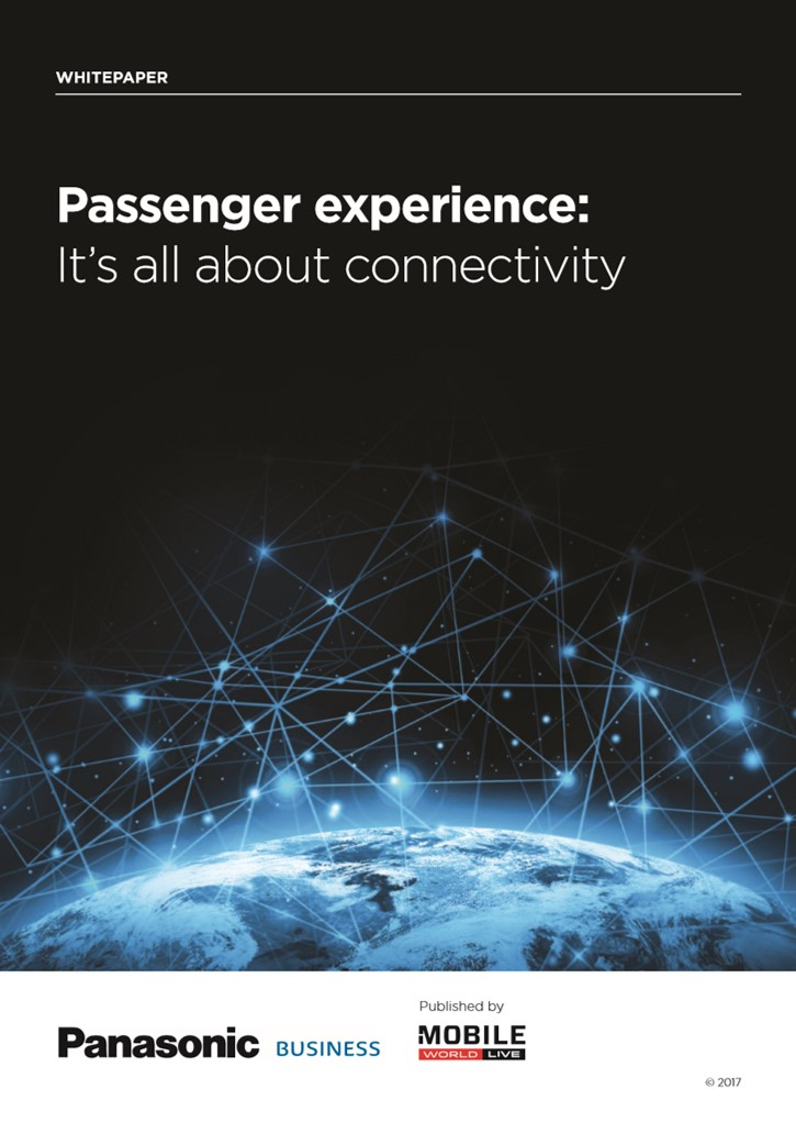 Passenger Experience: It's All About Connectivity
