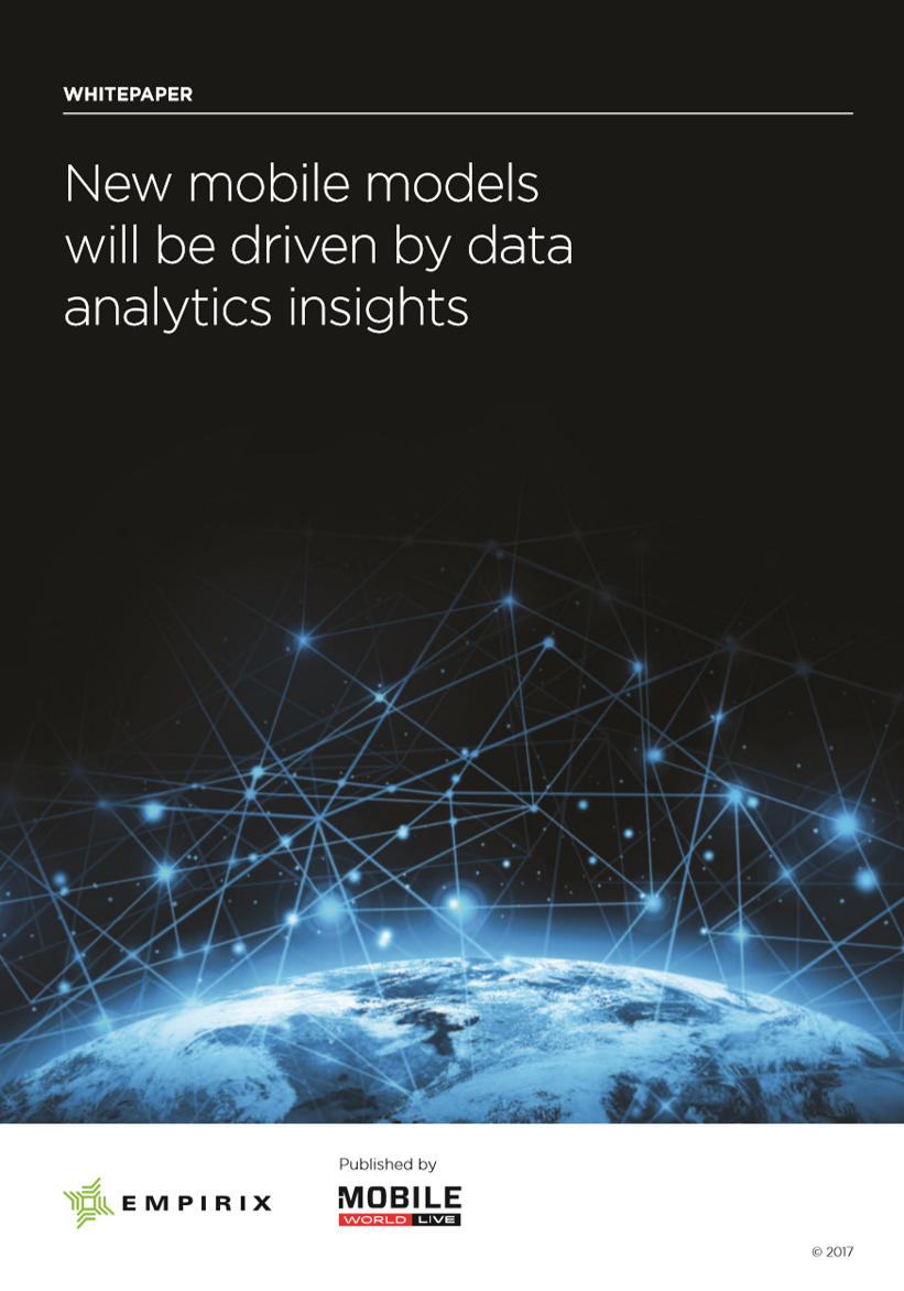 New mobile models will be driven by data analytics insights