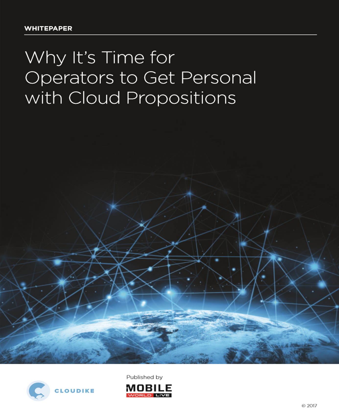 Why It's Time for Operators to Get Personal with Cloud Propositions