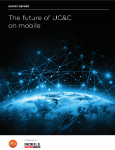Survey Report: The Future of UC&C on Mobile