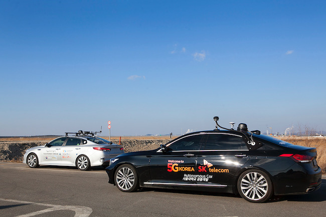SKT backs Seoul smart traffic system with 5G gear - Mobile World Live