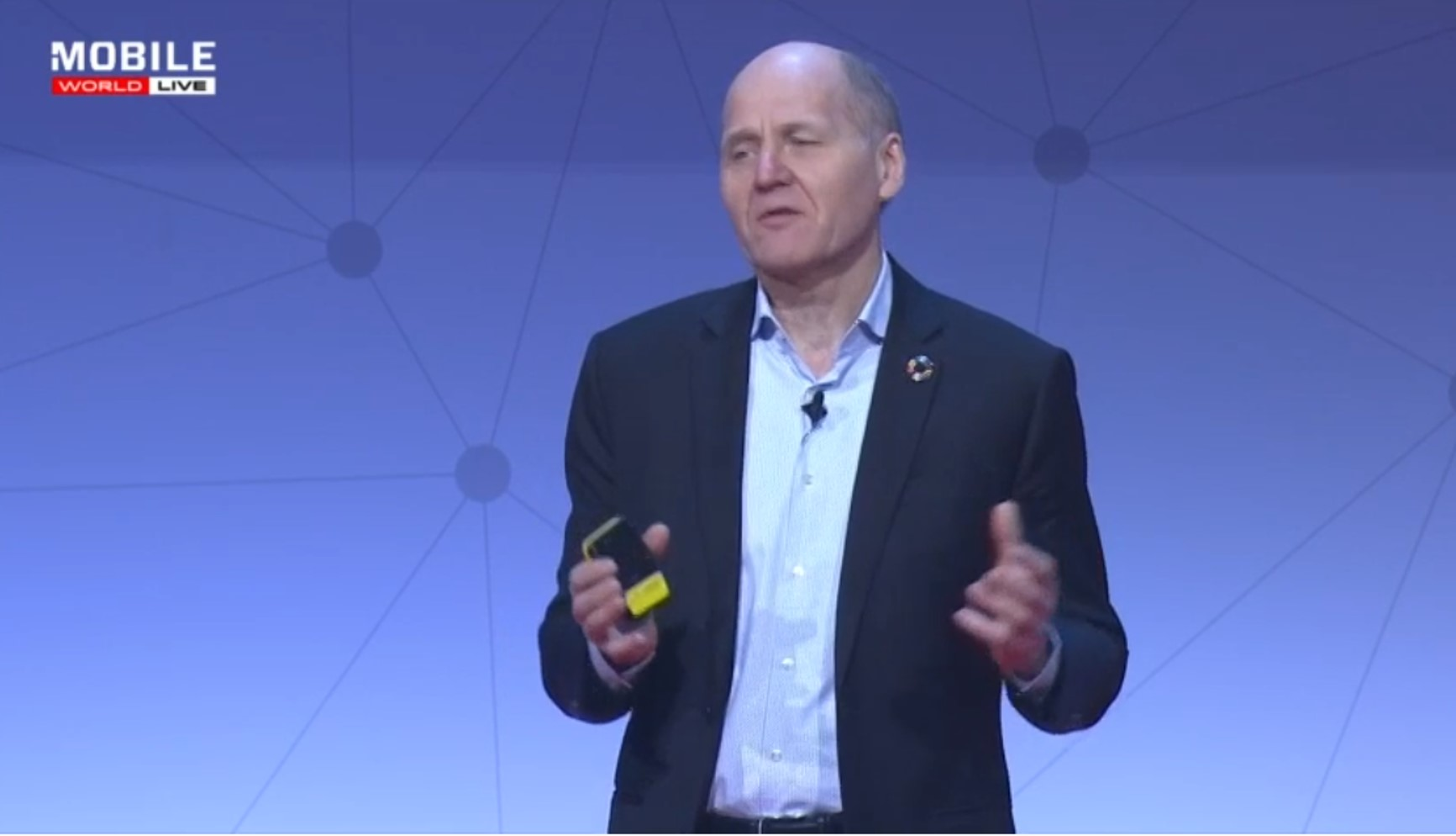 Telenor CEO expects 5G to fuel perfect storm - Mobile World Live