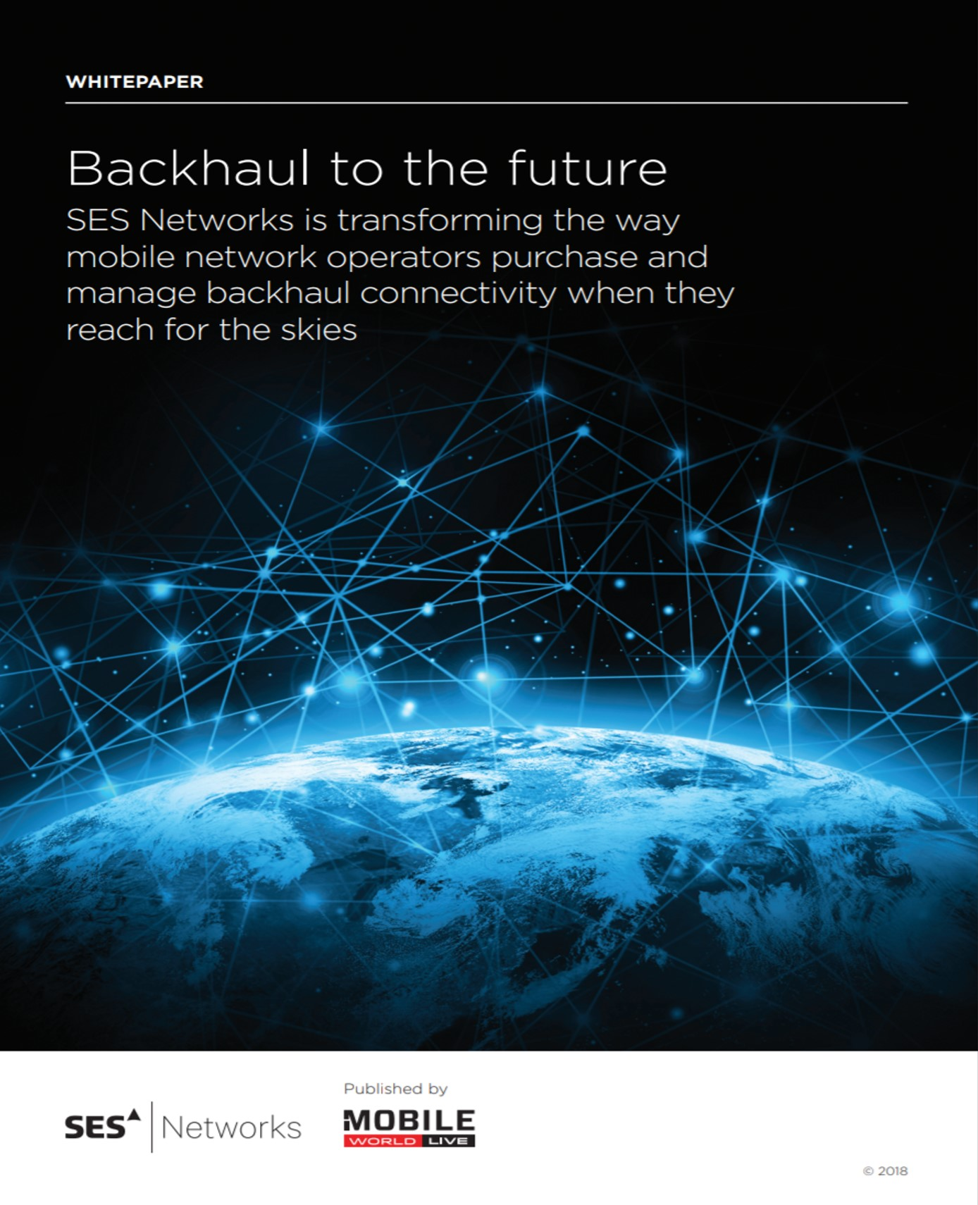 New whitepaper Backhaul to the future Mobile