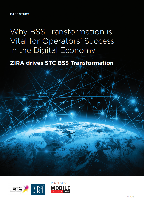 Why BSS Transformation is Vital for Operator's Success in the Digital Economy