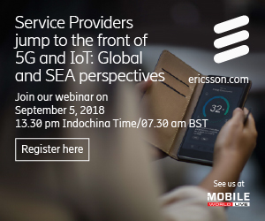 Service Providers jump to the front<br /> of 5G and IoT: Global and SEA perspectives