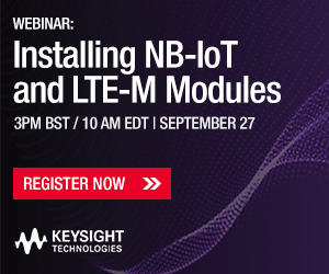 How to successfully install and commission NB-IoT and LTE-M modules