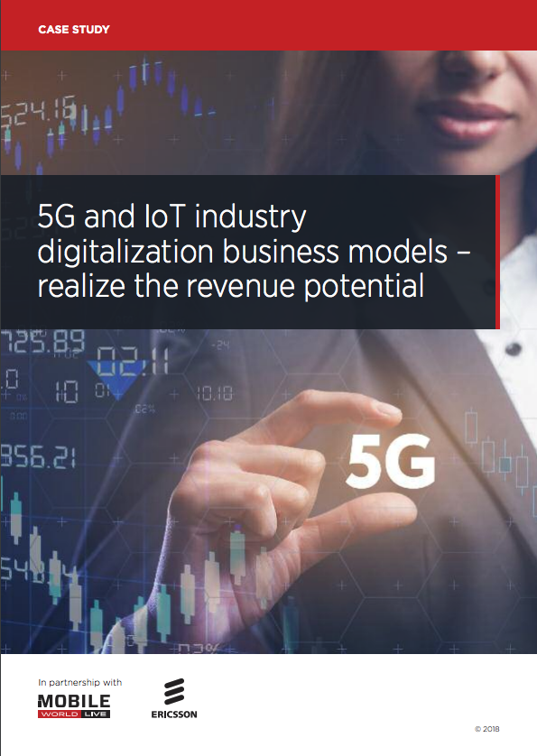 Ericsson Case Study: 5G and IoT Industry Digitalization Business Models