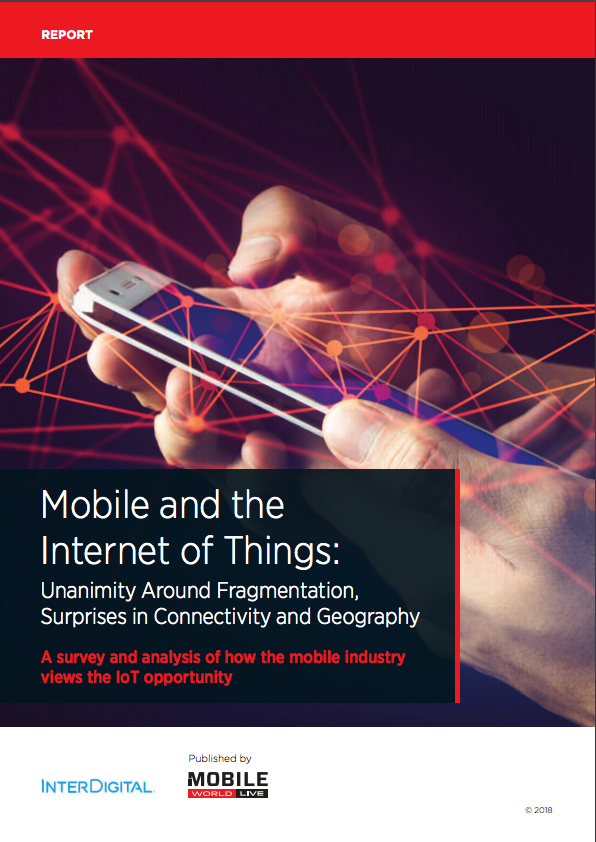 Report: Mobile and the Internet of Things