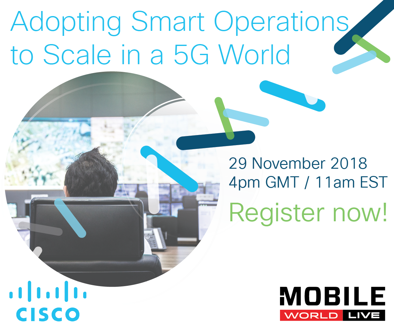 Adopting Smart Operations to Scale in a 5G World