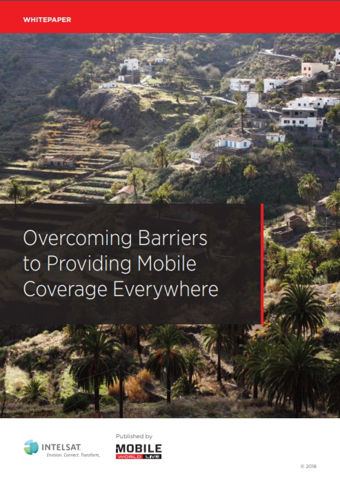 Overcoming Barriers to Providing Mobile Coverage Everywhere