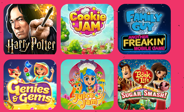Jam City partners with Disney - Mobile World Live
