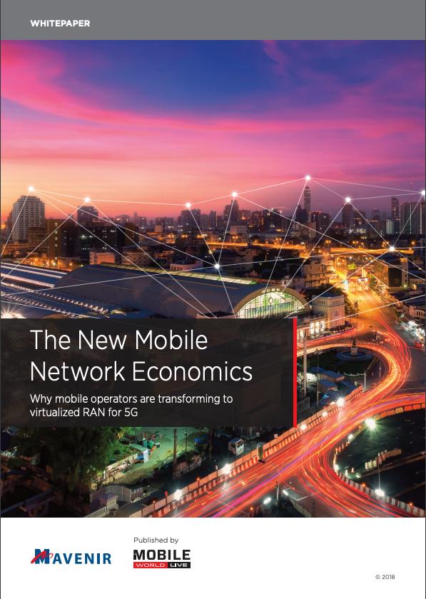 The new mobile network economics