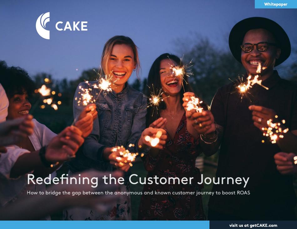 Redefining the customer journey