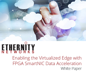 Enabling the Virtualized Edge with SmartNIC Data Acceleration