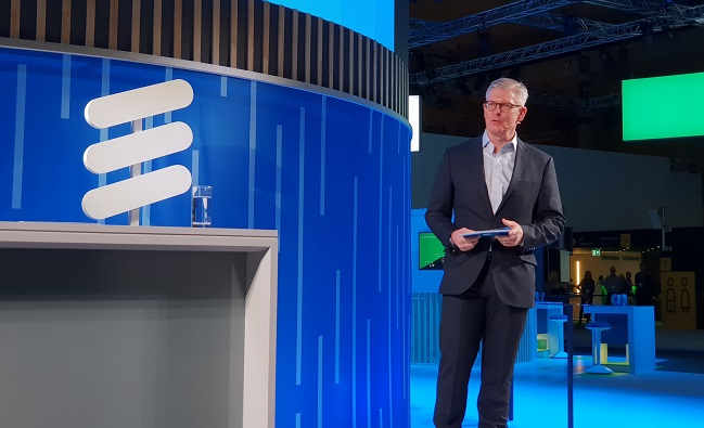Ericsson chief takes aim at Europe's 5G policies