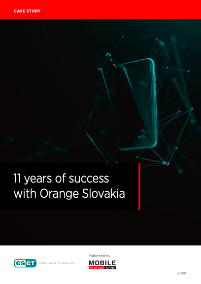 11 years of success with Orange Solvakia