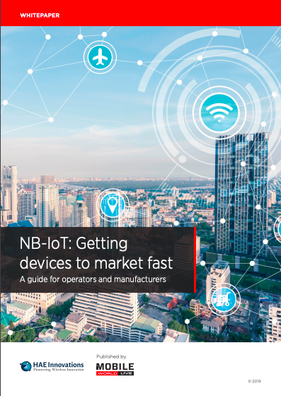 NB-IoT - Getting devices to market fast