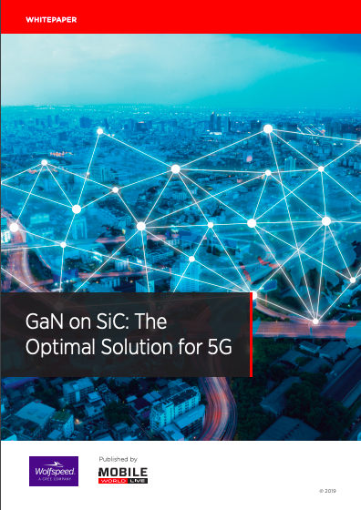 Wolfspeed GaN on SiC - Optimized for 5G