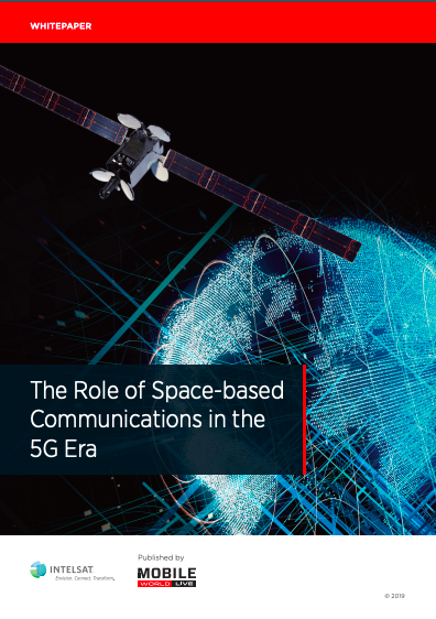The role of space-based communications in the 5G era