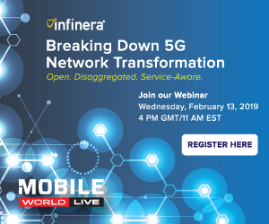 Breaking Down 5G Network Transformation