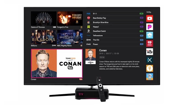 T-Mobile makes TV play - Mobile World Live