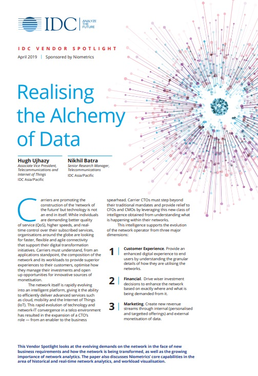 Realizing the alchemy of data